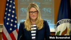 Phó phát ngôn nhân Bộ Ngoại giao Hoa Kỳ Marie Harf