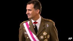Raja Spanyol, Felipe VI