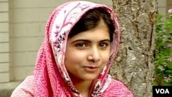 巴基斯坦女學童尤薩芙扎伊(資料圖片)