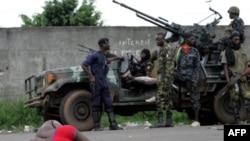 Військове протистояння у Кот-д'Івуарі триває