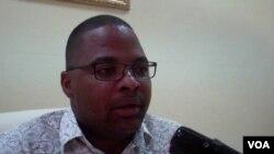 Aadministrador municipal de Malanje Osvaldo Naval dos Santos