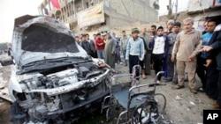伊拉克1月暴力事件造成死亡人數劇增