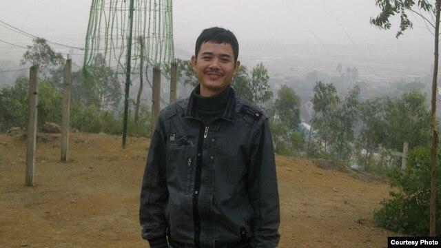 Ông Lê Quốc Quyết, em trai của Luật sư bất đồng chính kiến Lê Quốc Quân.