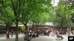 北京的海德公园--景山论坛