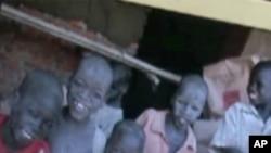 苏丹的迷失男孩