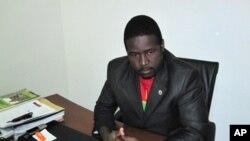 Liberty Chiyaka secretário provincial da UNITA no Huambo