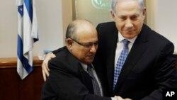 Meir Dagan Mossad former chief