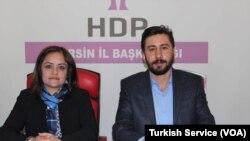 HDP Mersin Belediye Başkan Adayı Reşat Aşan