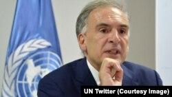 Utusan Khusus PBB untuk Afghanistan, Jean Arnault