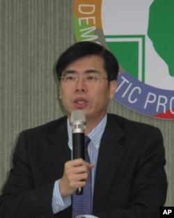民進黨發言人 陳其邁