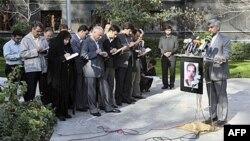 İran'da Suikast Zanlıları Tutuklandı