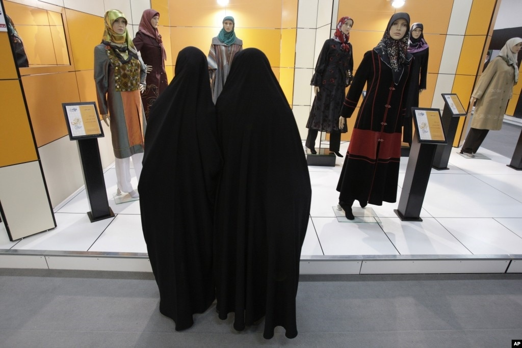 Unique Offence Punishable By Law For Women In Iran The Inhuman Islamic Law