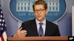 El portavoz de la Casa Blanca, Jay Carney, enfatizó, en la conferencia diaria de prensa, que el gobierno sirio debe cambiar su enfoque del conflicto.