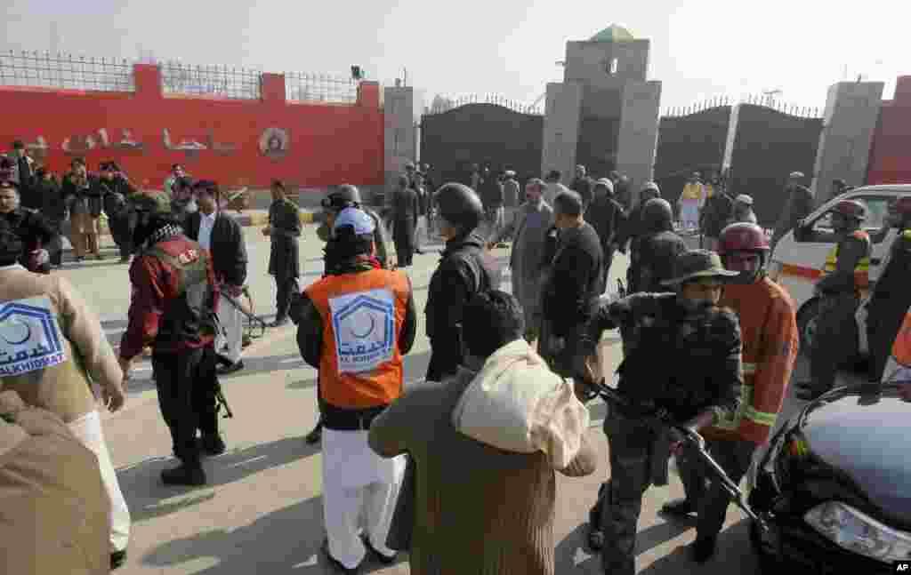 حکام کے مطابق حملے کے وقت یونیورسٹی میں تقریباً تین ہزار کے لگ بھگ طلبا اور دیگر عملہ موجود تھا۔
