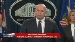 Whitaker: Pri kraju istraga o ruskom miješanju u američke izbore