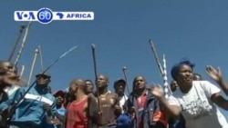 South Africa, Miners in Rustenburg say they will intensify their strike against Anglo American Platinum