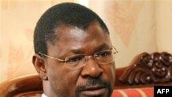 Bộ trưởng ngoại giao Kenya Moses Wetangula