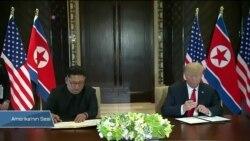 Kuzey Kore Zirvesi Trump'a Yaradı