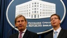 Beogradi shpreson të fillojë negociatat për anëtarësim në BE
