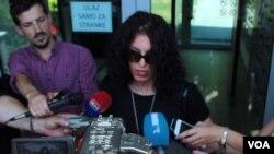 Advokatica Jesenka Rešidović