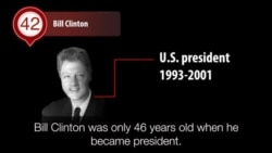 America's Presidents - Bill Clinton