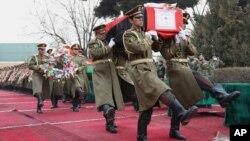 امسال مرگبارترین سال برای سربازان افغان بود
