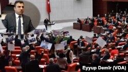 Omer Ocalan Parlementerê HDPê
