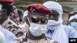 Mahamat Idriss Deby, Dan marigayi shugaban Chadi Idriss Deby.