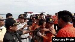 Tim SAR Kembali Temukan 40 Mayat Penumpang KM Marina Baru.