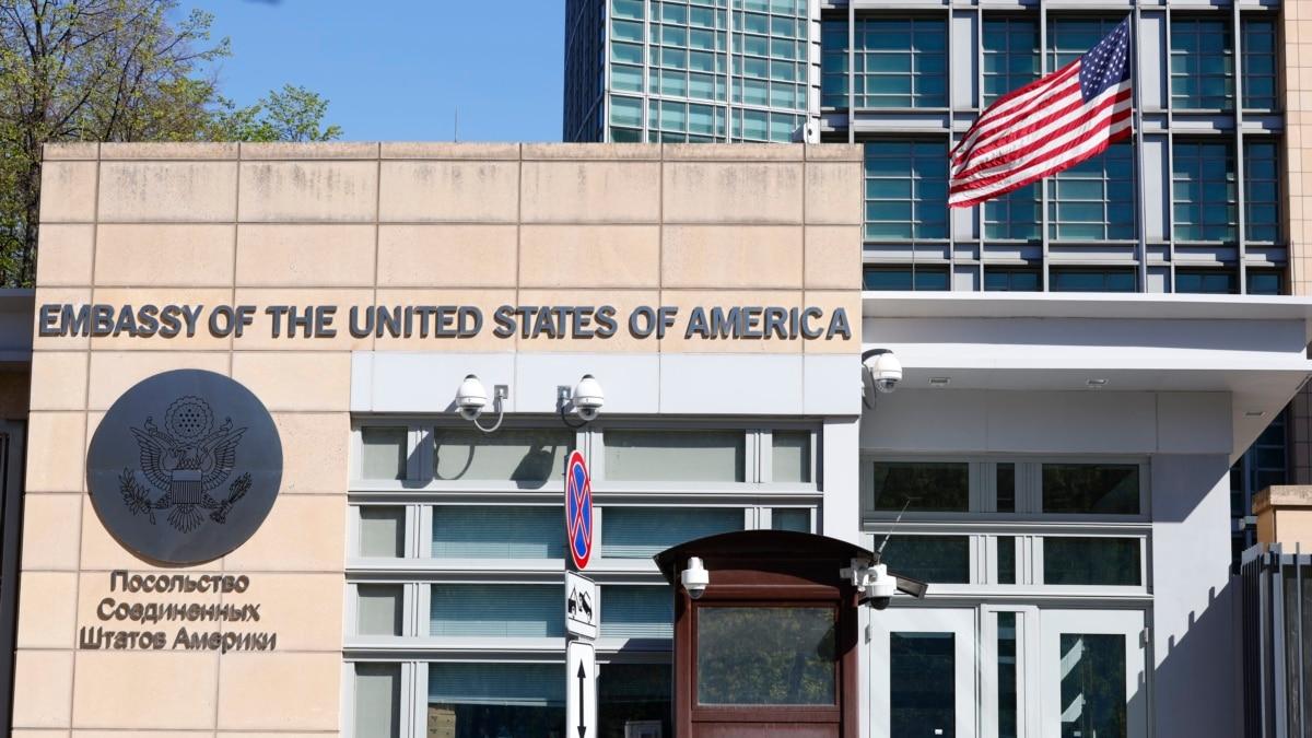 Kedubes AS di Moskow Batasi Layanan Konsuler