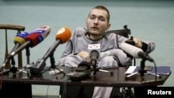 Valery Spiridonov, mutuminda za'a yanke kansa a dasa kan wata gangar jiki.