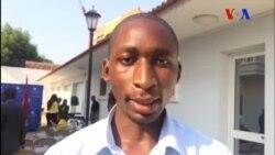 Samuel Sitimela quer encorajar outros angolanos a participar no YALI
