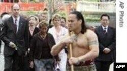 New Zealand loan báo ủng hộ nghị quyết LHQ về thổ dân