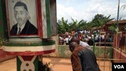 Abanyakayanza Bibuka imyaka 56 Rwagasore Agandaguwe