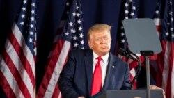 特朗普簽署行政令 建美國英雄雕像公園