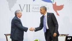 Nhận định của Chủ tịch Castro được đưa ra khi hai nhà lãnh đạo làm nên lịch sử với một cuộc họp bên lề hội nghị thượng đỉnh.