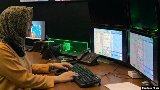 Pratiwi Kusumawardani, saat berkunjung ke AS untuk program IVLP (dok: Pratiwi Kusumawardani)