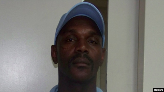 Otis Byrd, 54, is shown in this undated handout photo provided by the Mississippi Department of Corrections in Jackson, March 20, 2015.