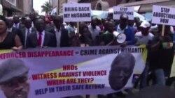 Zimbabwe : manifestation pour réclamer une enquête sur la disparition d'un opposant