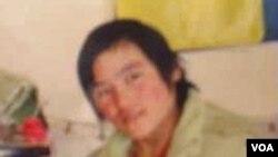 Tsering Kyi, remaja perempuan Tibet usia 19 tahun yang membakar diri akhir pekan lalu.