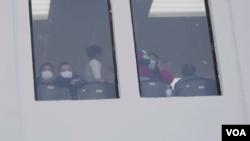 যুক্তরাষ্ট্র সীমান্তের আশ্রয় শিবিরে অভিভাবকহীন শিশু কিশোরদের বৈধতার পথ