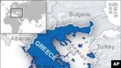 希臘公務員發動罷工