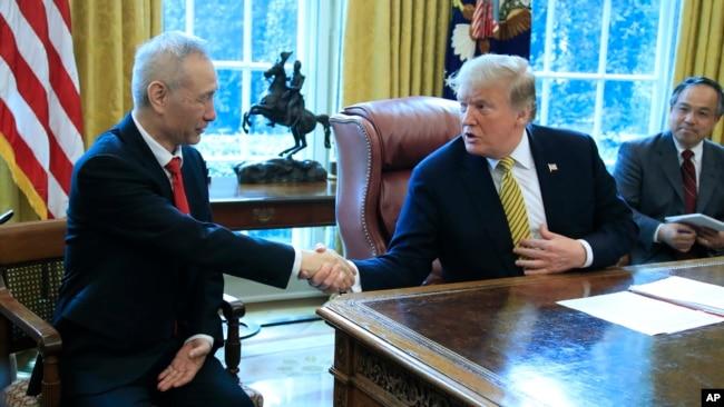 美中第一阶段贸易协议—中国承诺巨额采购,美国维持大部分关税