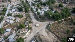 Une vue sur la ville de Bama, le 8 décembre 2016.