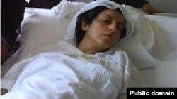 انتقال نرگس محمدی از زندان به بیمارستان در سال ۹۱