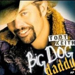 托比.凯斯《大狗爸爸》CD封面