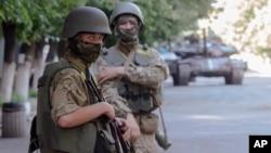 El Pentágono capacitará a la Guardia Nacional de Ucrania para fortalecer la capacidad de defensa interna del país.