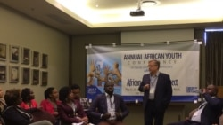 Umhlangano wabasakhulayo kwele South Africa Annual African Youth Conference on Social Justice and Democracy