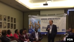Umhlangano wabasakhulayo basezwekazi leAfrica owe Annual African Youth Conference on Social Justice and Democracy