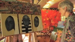 Kenyan Artwork Growing in International Popularity